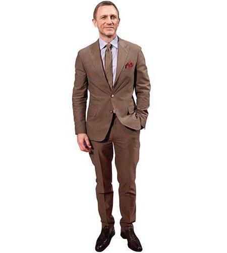 Daniel Craig Cardboard Cutout