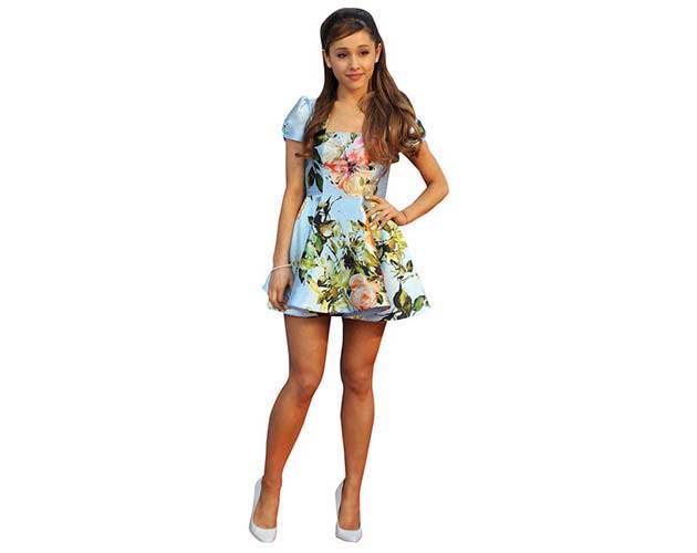 Ariana Grande Cardboard Cutout