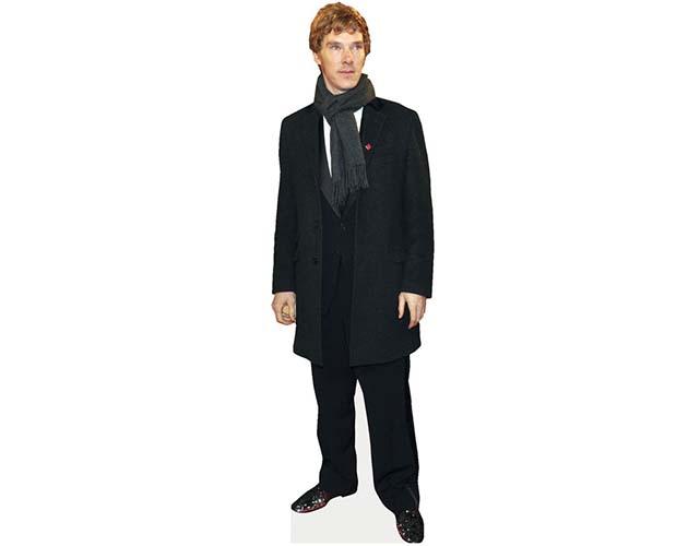 Benedict Cumberbatch Cardboard Cutout