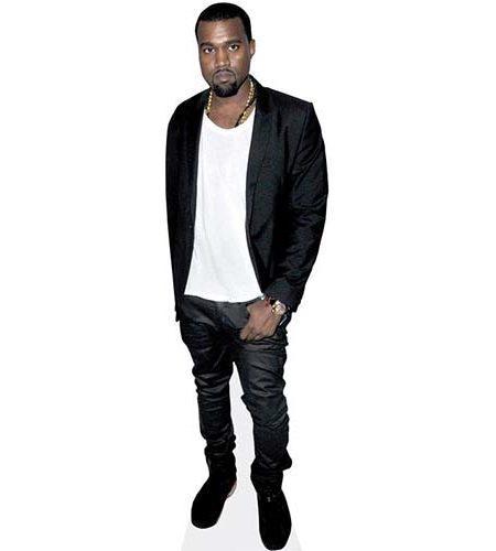 Kanye West Cardboard Cutout