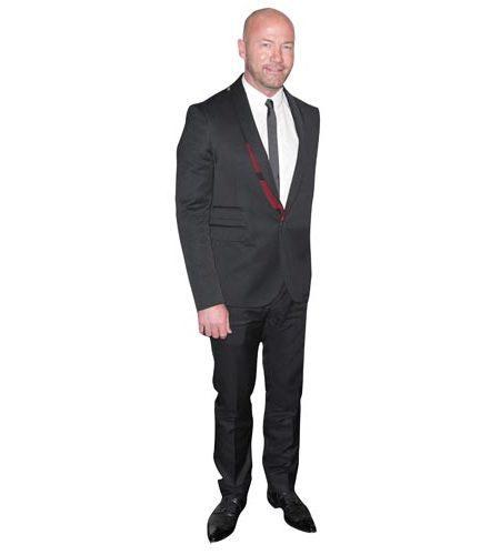 Alan Shearer Cutout