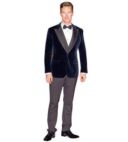 Benedict Cumberbatch (Blue Jacket) Cutout