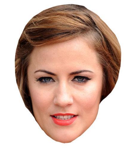 Caroline Flack Celebrity Mask