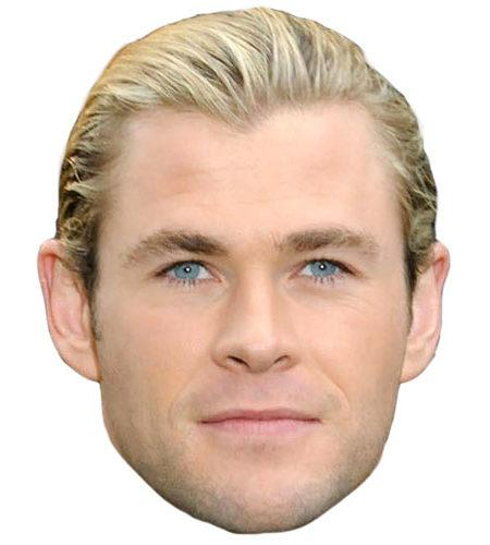 Chris Hemsworth Celebrity Mask