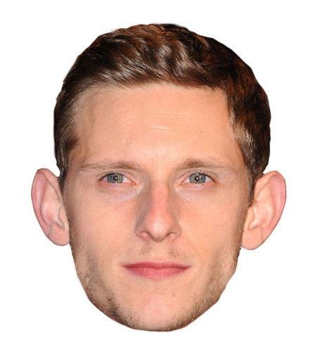Jamie Bell Celebrity Mask