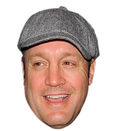 Kevin James Celebrity Mask