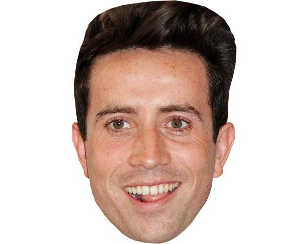 Nick Grimshaw Celebrity Mask