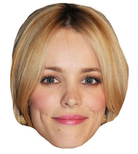 Rachel McAdams Celebrity Mask