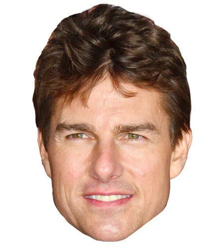 Tom Cruise Celebrity Big Head