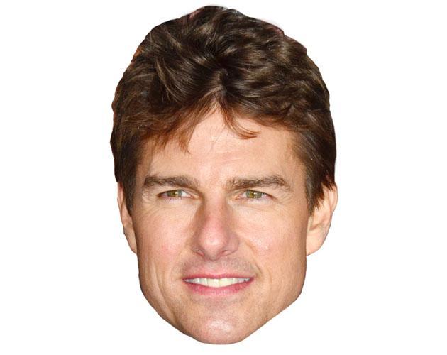Tom Cruise Celebrity Mask