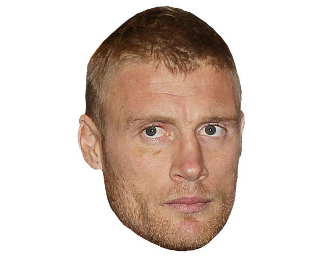 Andrew Flintoff Celebrity Mask