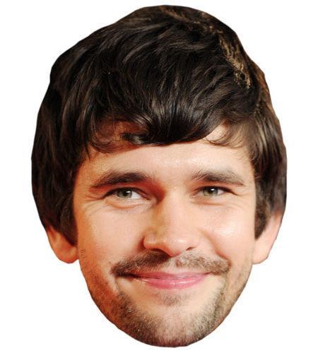 Ben Whishaw Celebrity Mask