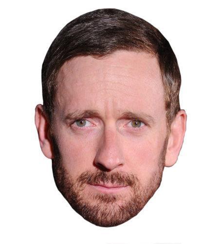 Bradley Wiggins Celebrity Mask