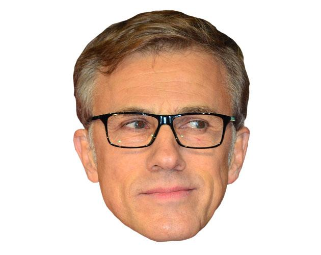 Christoph Waltz Celebrity Mask