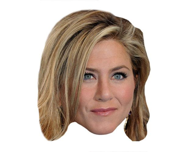Jennifer Aniston Celebrity Mask