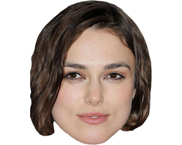 Keira Knightley Celebrity Mask