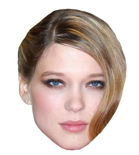 Lea Seydoux Celebrity Mask
