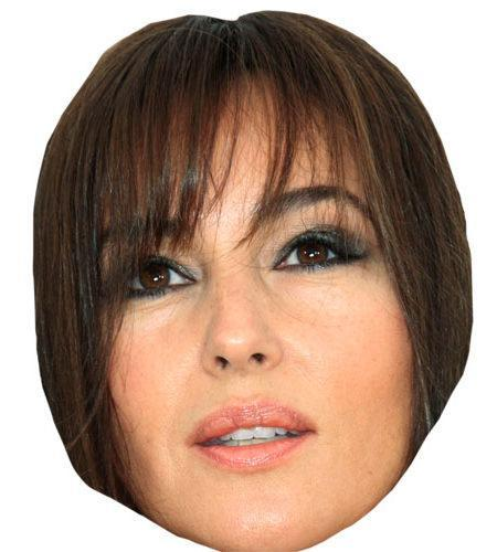 Monica Bellucci Celebrity Mask