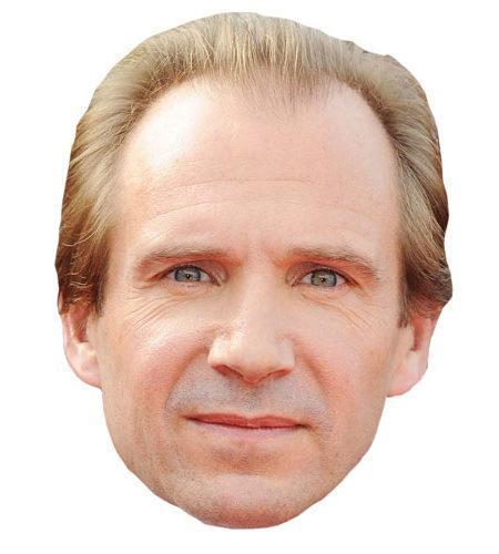 Ralph Fiennes Celebrity Mask