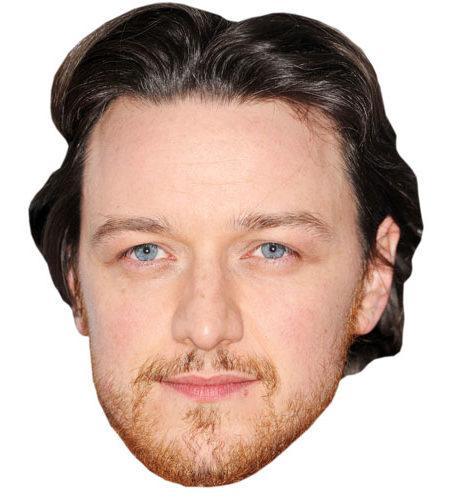 James McAvoy Celebrity Mask