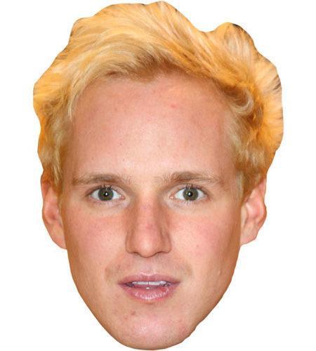 Jamie Laing Cardboard Mask