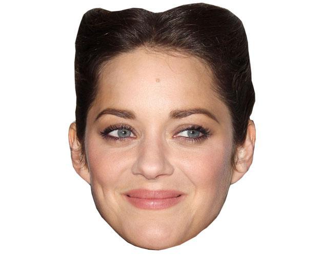 Marion Cotillard Celebrity Mask