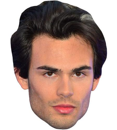 Mark Francis-Vandelli Celebrity Mask