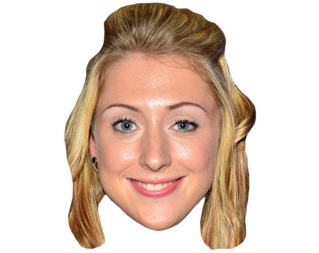 Laura Trott Celebrity Mask