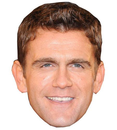 A Cardboard Celebrity Scott Maslen Big Head