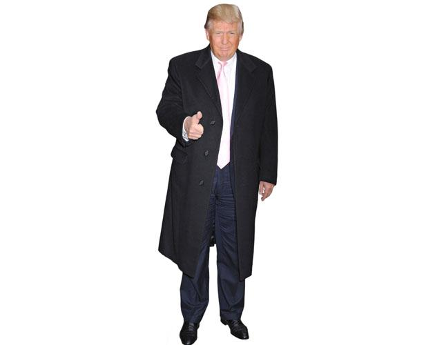 Donald Trump Cardboard Cutout Lifesized Standee