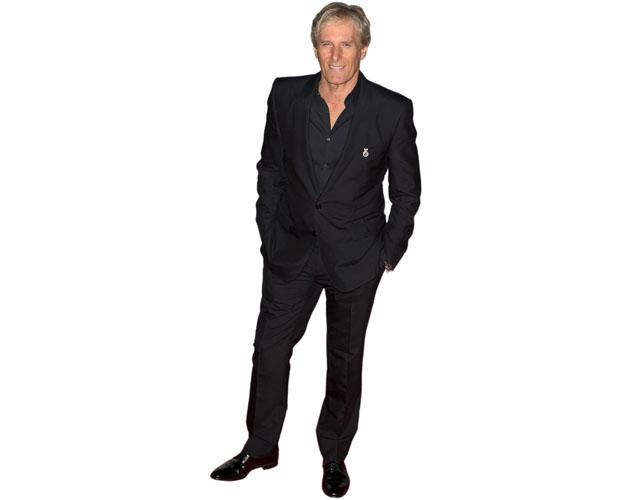 Cardboard Cutout of Michael Bolton – Lifesize Celebrity Cutouts