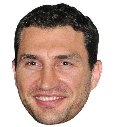 A Cardboard Cutout Celebrity Wladimir Klitschko
