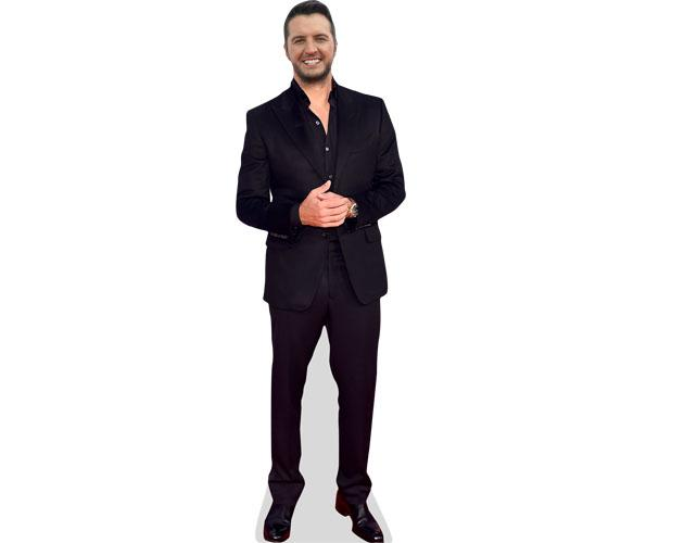 Luke Bryan Lifesized Cardboard Cutout