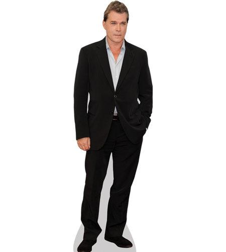 A Lifesize Cardboard Cutout of Ray Liotta
