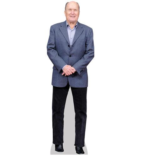 A Lifesize Cardboard Cutout of Robert Duvall