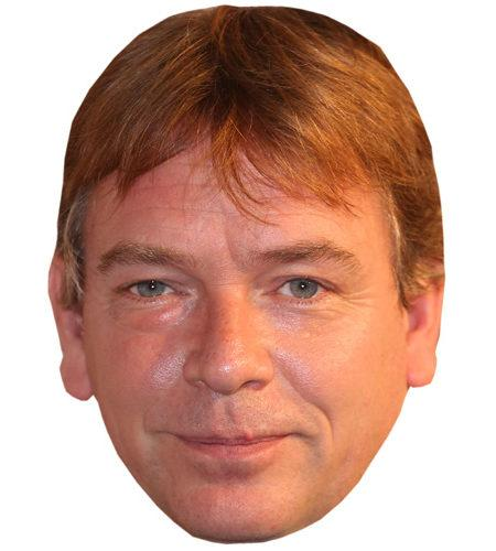A Cardboard Celebrity Big Head of Adam Woodyatt