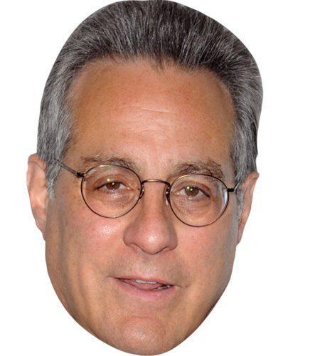 A Cardboard Celebrity Big Head of Max Weinberg