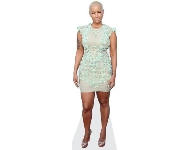 Amber Rose (Lace Dress)