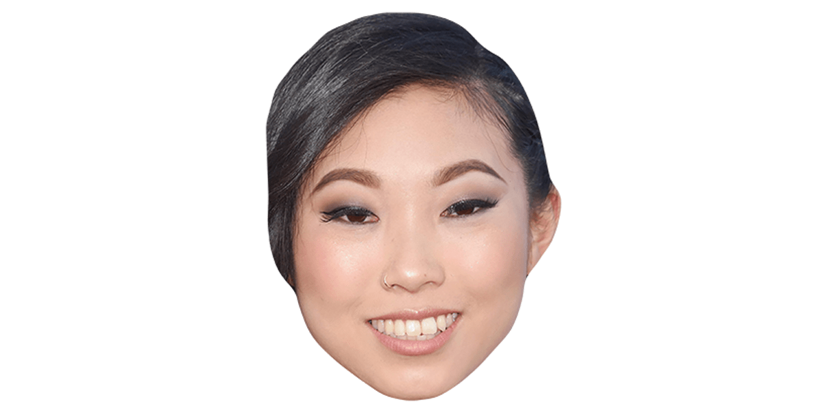 Awkwafina Celebrity Mask