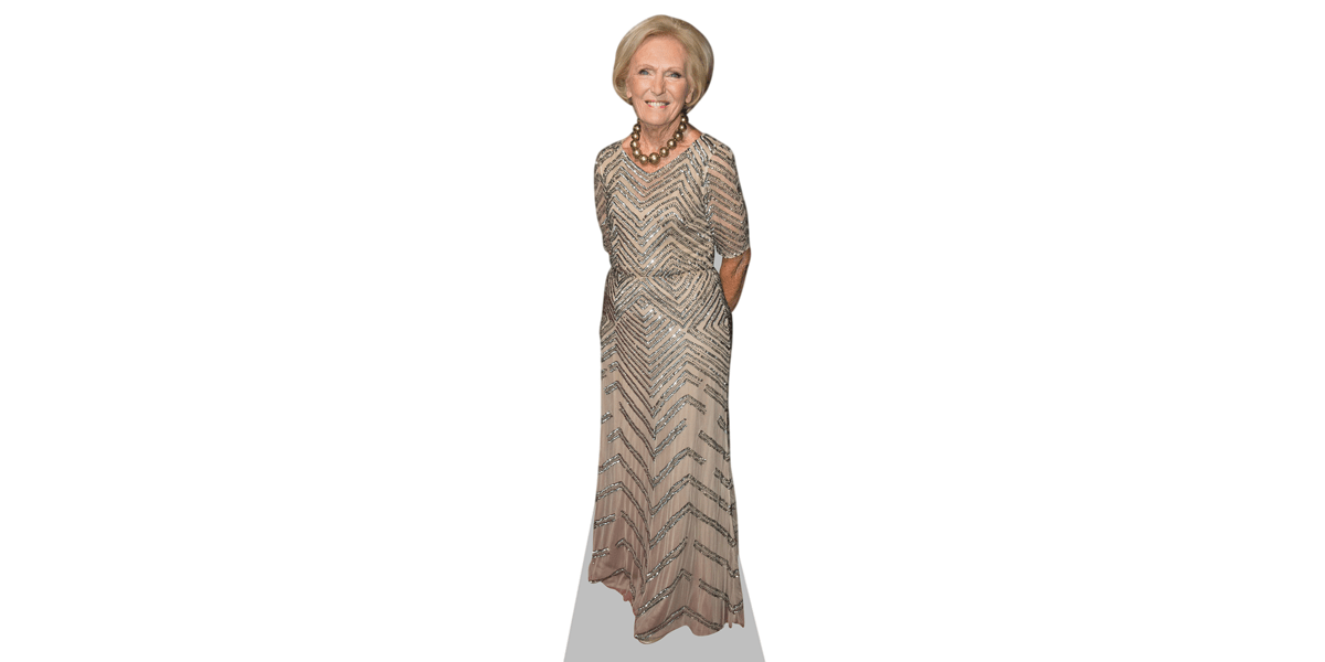 Mary Berry (Gold)