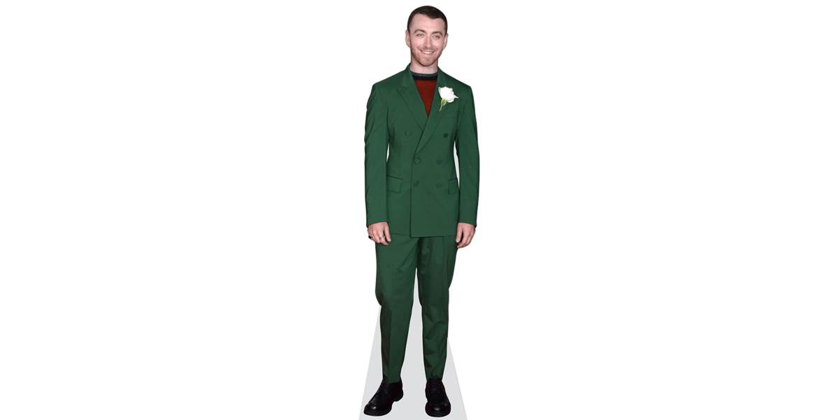 Sam Smith (Green Suit)