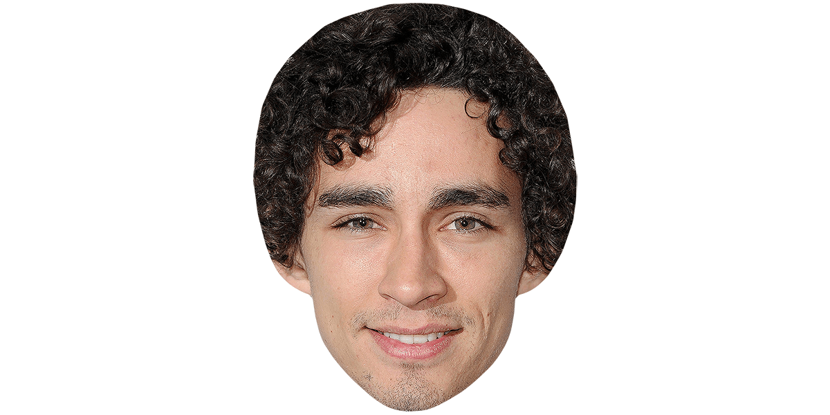 Robert Sheehan Celebrity Mask - Celebrity Cardboard Cutouts